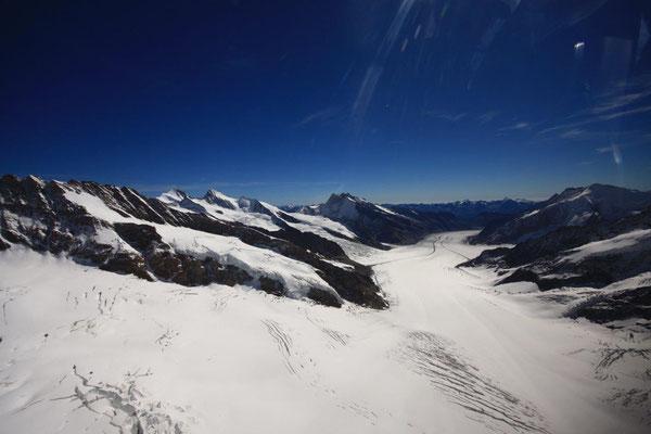 Helikopter Alpenrundflug