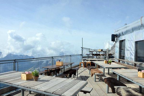 Alpenrundflug Refuge Gstaad-Saanenland