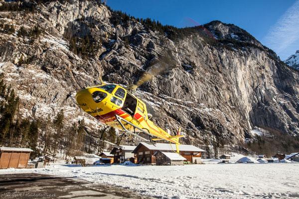 Helikopter Start