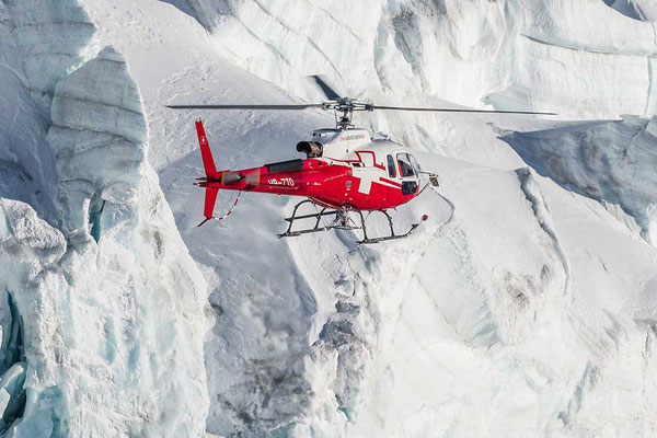 Swiss helicopters