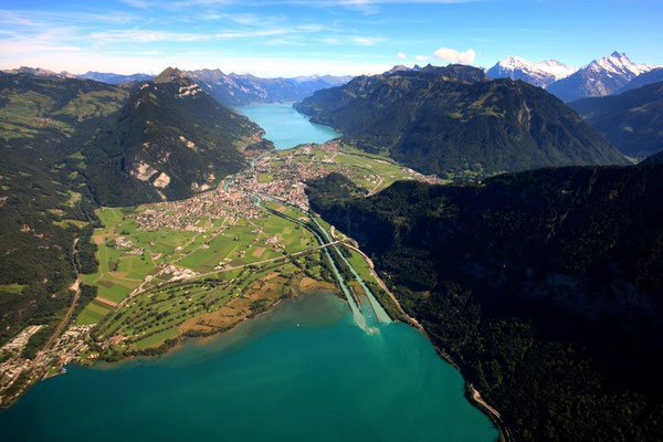 Interlaken Rundflug