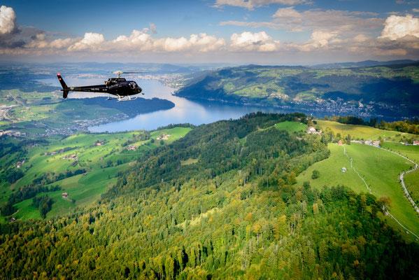 Helikopter Rundflug Luzern