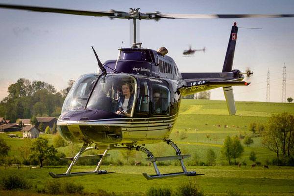Helikopter Jet Rangger