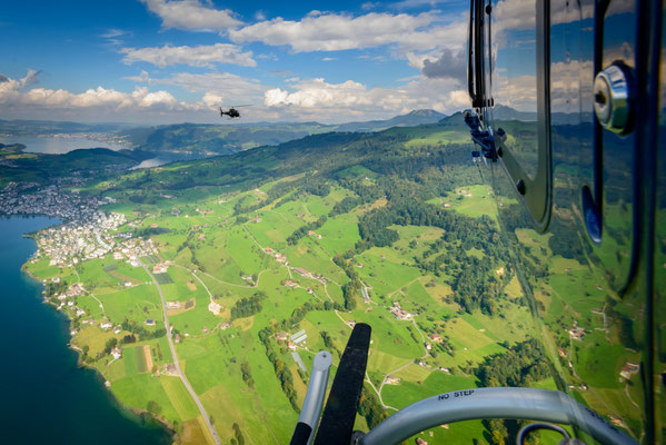 Helikoper Rundflug