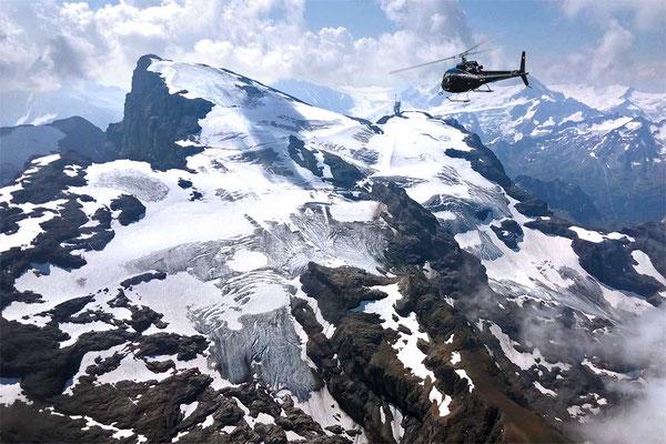 Alpenrundflug titlis