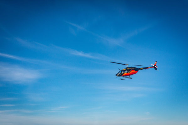 Helikopter Jet Ranger Bell 206