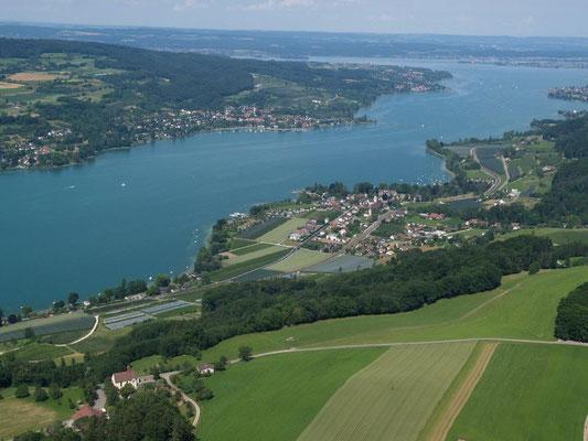 Helikopter Rundflug Jet Ranger ab Basel