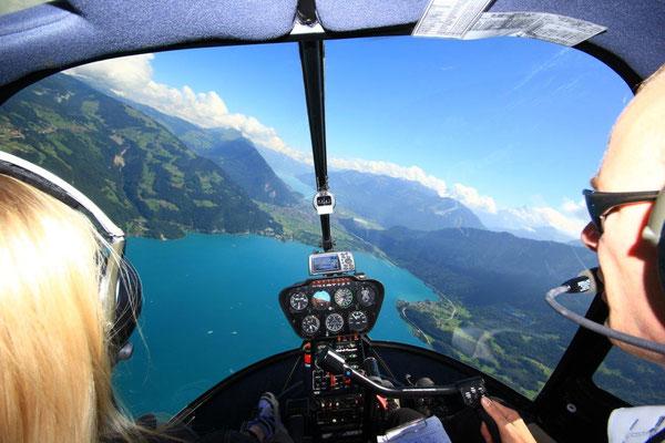 Rundflug Berner Oberland