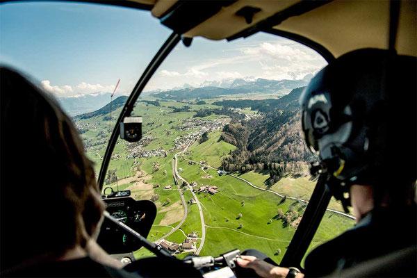 Helikoptercockpit