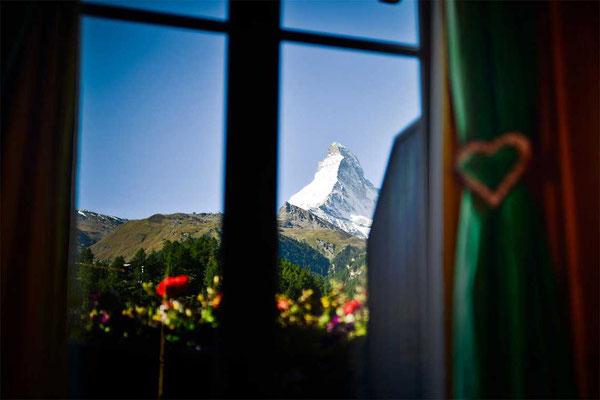 Matterhorn Helikopterrundflug Zermatt