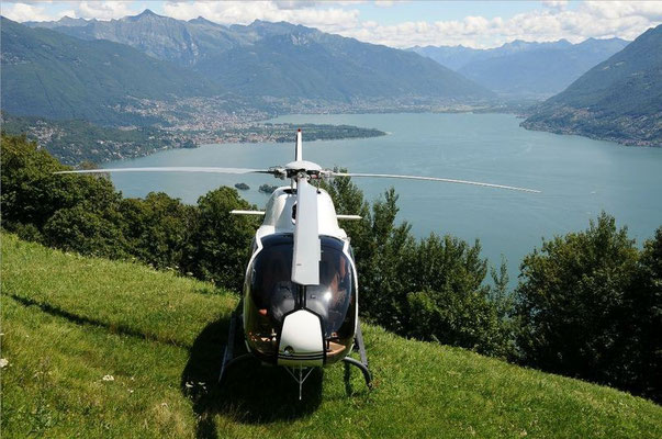 Helikopter Rundflug Lodrino