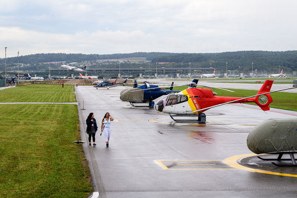 Heliport West Zürich