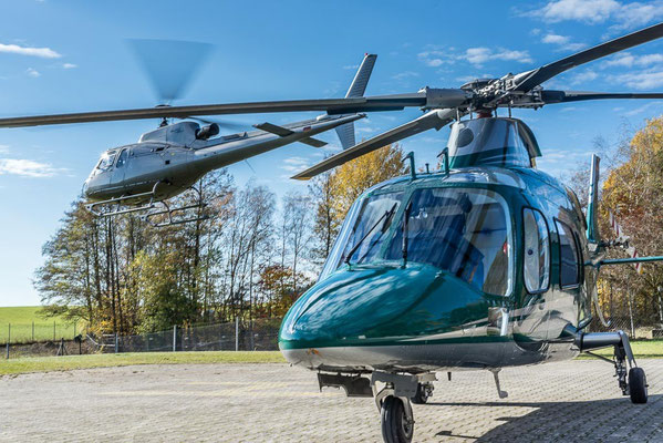 VIP Helikopter A 109