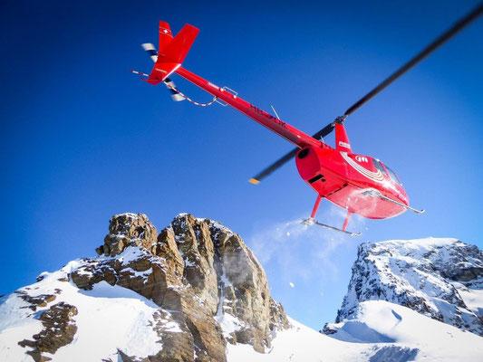 Helikopter Robinson R66