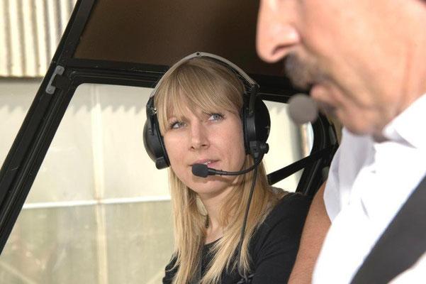 Pilot Helikopter selber fliegen ab Sitterdorf