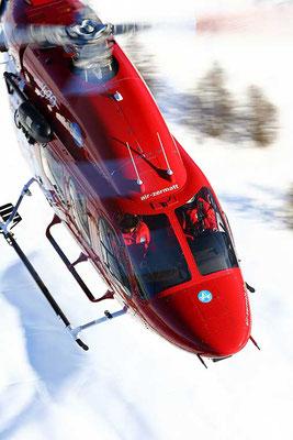 Helikopter Rundflug Raron