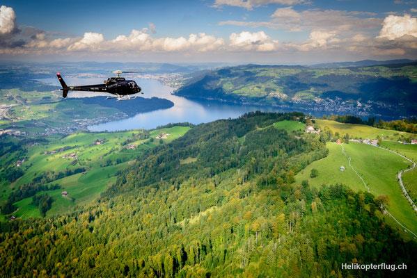 Helikopterrundflug
