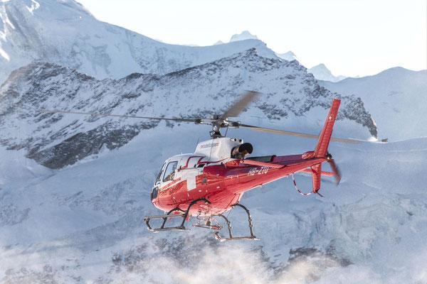 Landung Gletscher