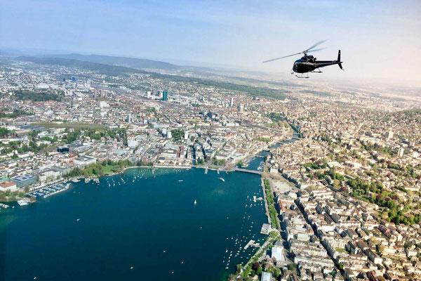 Helicopter Zürich