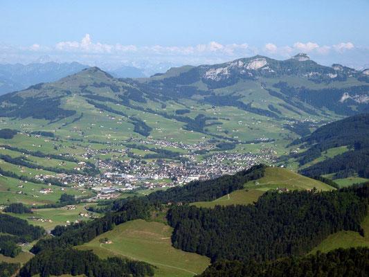 Helikopter Rundflug ab St. Gallen Altenrhein