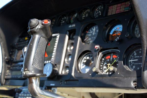Helikopter Steuerung