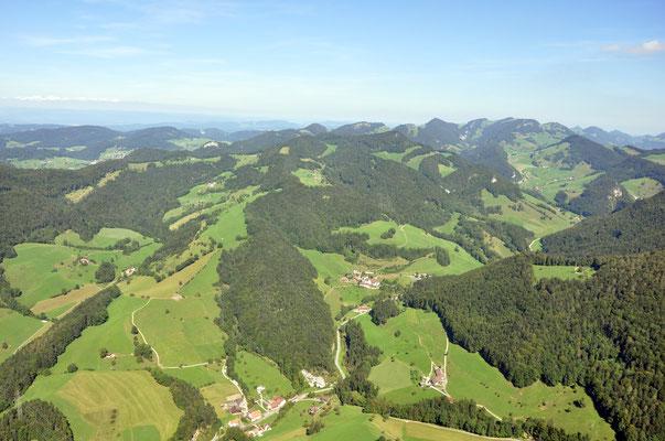 Rundflug Helikopter ab Basel