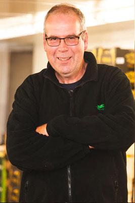 Bernd Kuhn - Fahrer - auf allen Touren zu Hause