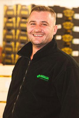 Daniel Asmus - Fahrer - Tour Lahr