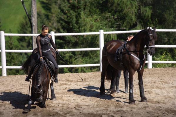 Fest der barocken Pferde Nockalm