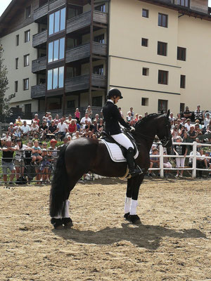 Fest der barocken Pferde, Nockalm