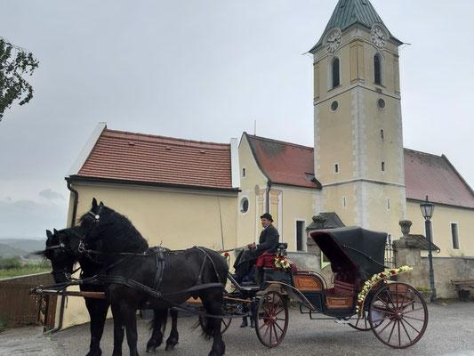 Hochzeit in Schiltern