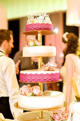Hochzeitstorte XL