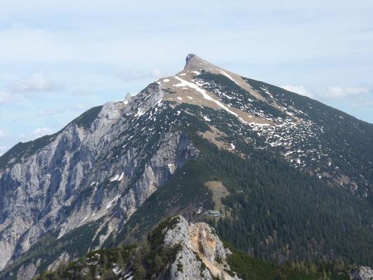 Ennstalerhütte mit Tamischbachturm
