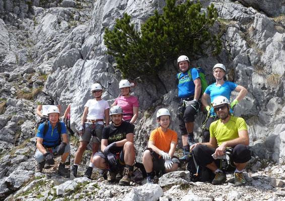 Klettersteigteam