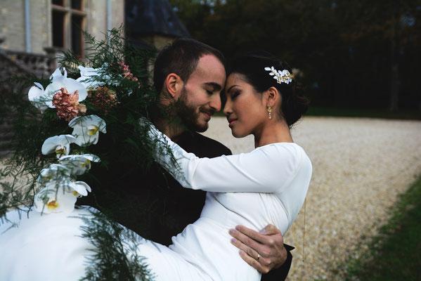 Par Victor Peruchon ; L'amour Green Mariage Mariage Ethique Mariage Luxe Mariage Bohème Mariage Dordogne Lyon Bordeaux Limoges Wedding Planner
