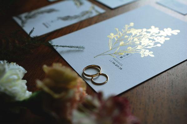 Par Victor Peruchon ; Papeterie Mariage Green Mariage Mariage Ethique Mariage Luxe Mariage Bohème Mariage Dordogne Lyon Bordeaux Limoges Wedding Planner