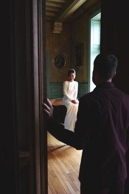 Par Victor Peruchon ; La rencontre Green Mariage Mariage Ethique Mariage Luxe Mariage Bohème Mariage Dordogne Lyon Bordeaux Limoges Wedding Planner