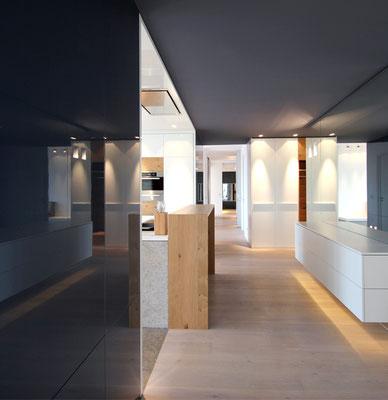 Malerarbeiten Textur3 Penthouse Köln Maler Malermeister Thorsten Rosenberger Maler des Jahres Design