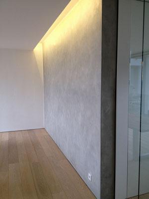 Malerarbeiten, Spachtelbeton, Berton Look, Textur3 Hürth Köln