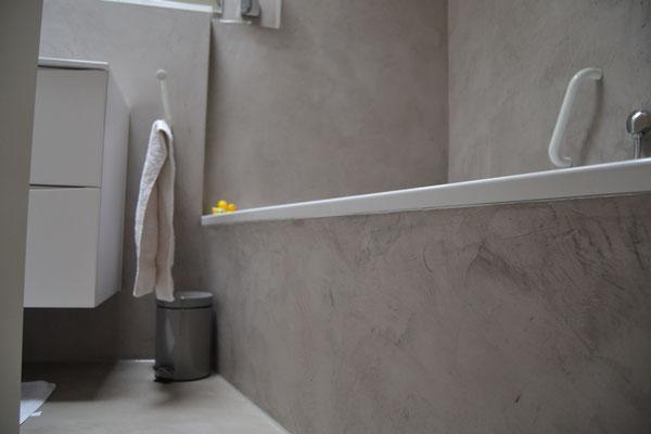 Beton Cire Showroom : Beton ciré natuurlijk puur en authentiek