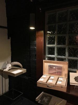 Textur3 Showroom für hochwertige Malerarbeiten in Köln