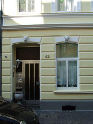 Textur3 Malerarbeiten Fassade