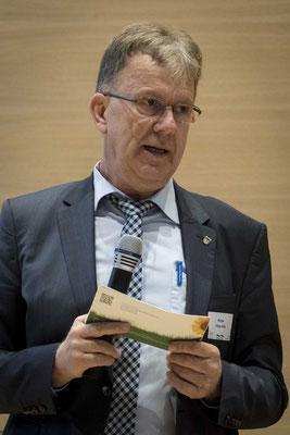 Peter Voss-Fels, Hessischer Bauernverband