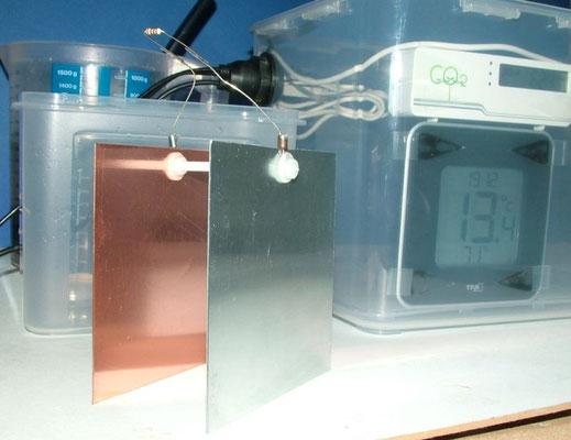 CO2-Reduktion_bei_Gansherstellung - Plattenaufbau vor Start