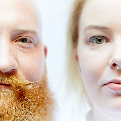 Chef Mattias Sjöblom e Rebecca Varjomaa