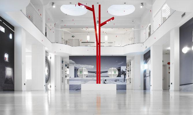 Fontana Arte - showroom