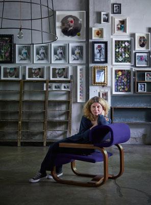 Mari&co - ritratto Marinella Rossi