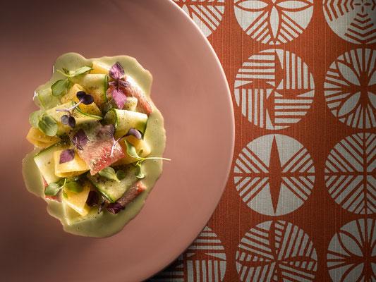 Chef Tokuyoshi per Fabiana Filippi