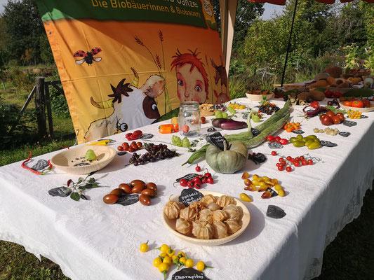 1. Herbstfest am 19. September 2020