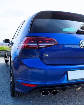 VW Golf VII 2.0 TSI R 4Motion